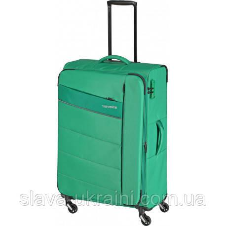 Чемодан Travelite KITE/Green L Большой