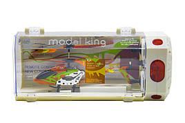 Вертолёт на радиоуправлении Model King (оранжевый)