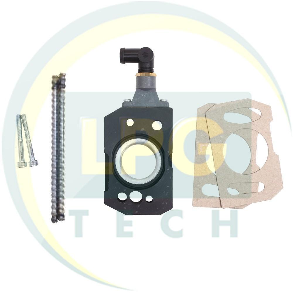 Смеситель газовый Multec D30 мм (300-472)