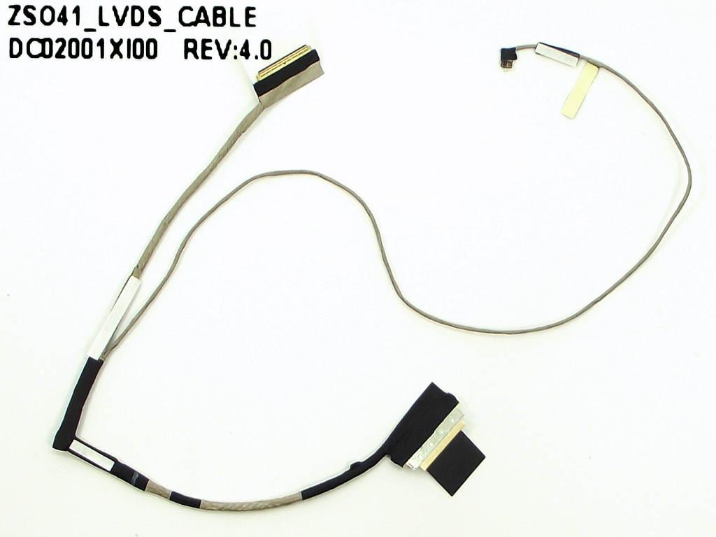 Шлейф матрицы для ноутбука HP 240, 245 G3, 246 G3, 14-R, ZSO41 Series (DC02001XI00)
