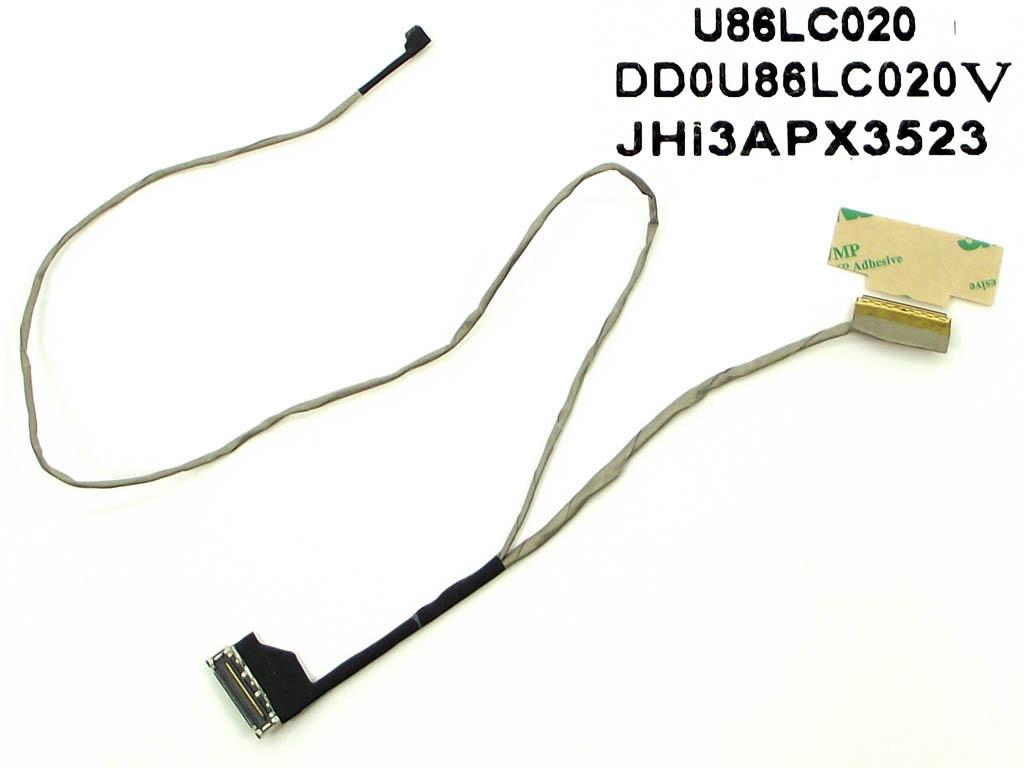 Шлейф матрицы для ноутбука HP Pavilion 15-N, 15-F Series (DD0U86LC020, DD0U86LC000, DD0U86LC010)
