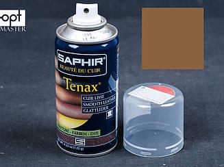Аэрозольный краситель для гладкой кожи Saphir Tenax Spray, 150 мл, цв. замша (41) (0823)