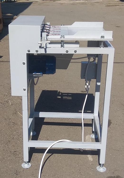 Станок для сверления отверстий в резиновой плитке МКС - 240, фото 1