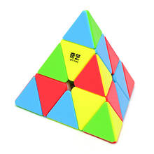 Пирамидка QiYi Pyraminx QiMing V2 stickerless 174Q