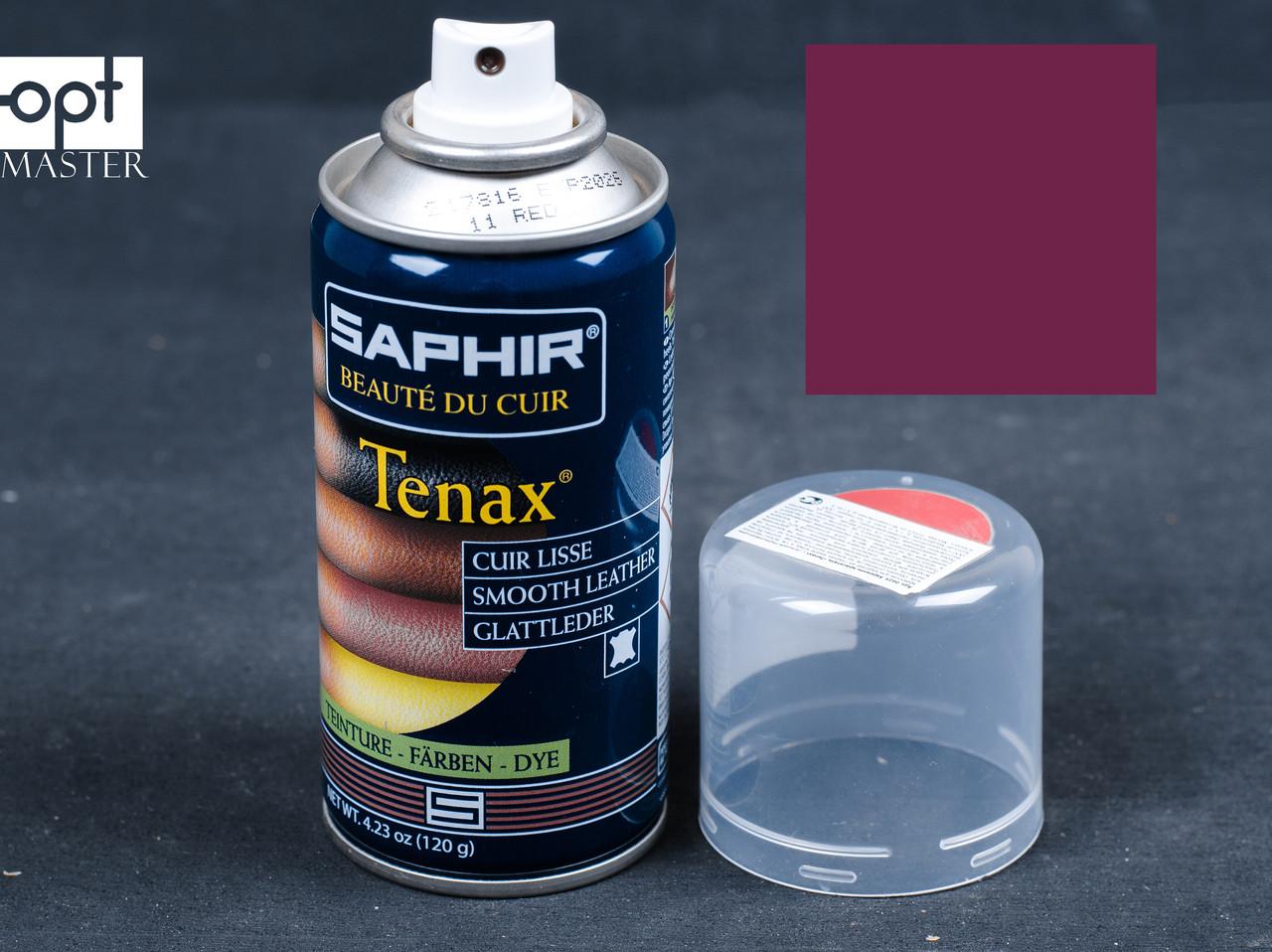 Аэрозольная краска цв.лаванда для гладкой кожи Saphir Tenax Spray, 150 мл,(0823)(48)