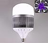Светодиодная лампа 100Вт E27 6500К, с алюминиевым охладителем и вентилятором