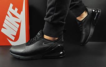 Мужские Кроссовки Nike Air Max 270 арт.20599 (мужские, черные), фото 2