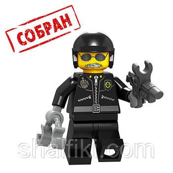 """""""Злой Коп (Лего фильм)"""" фигурка совместимая с Лего"""