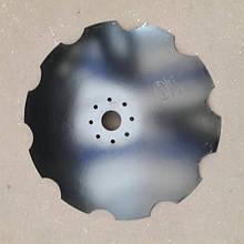 Диск плуга ПД-2,5 ромашка