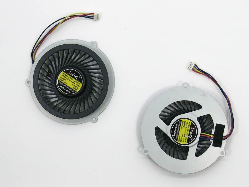 Вентилятор (кулер) для Lenovo IdeaPad Y570, Y570A, Y570N, Y570G (MG60120V1-C060-S99). OEM