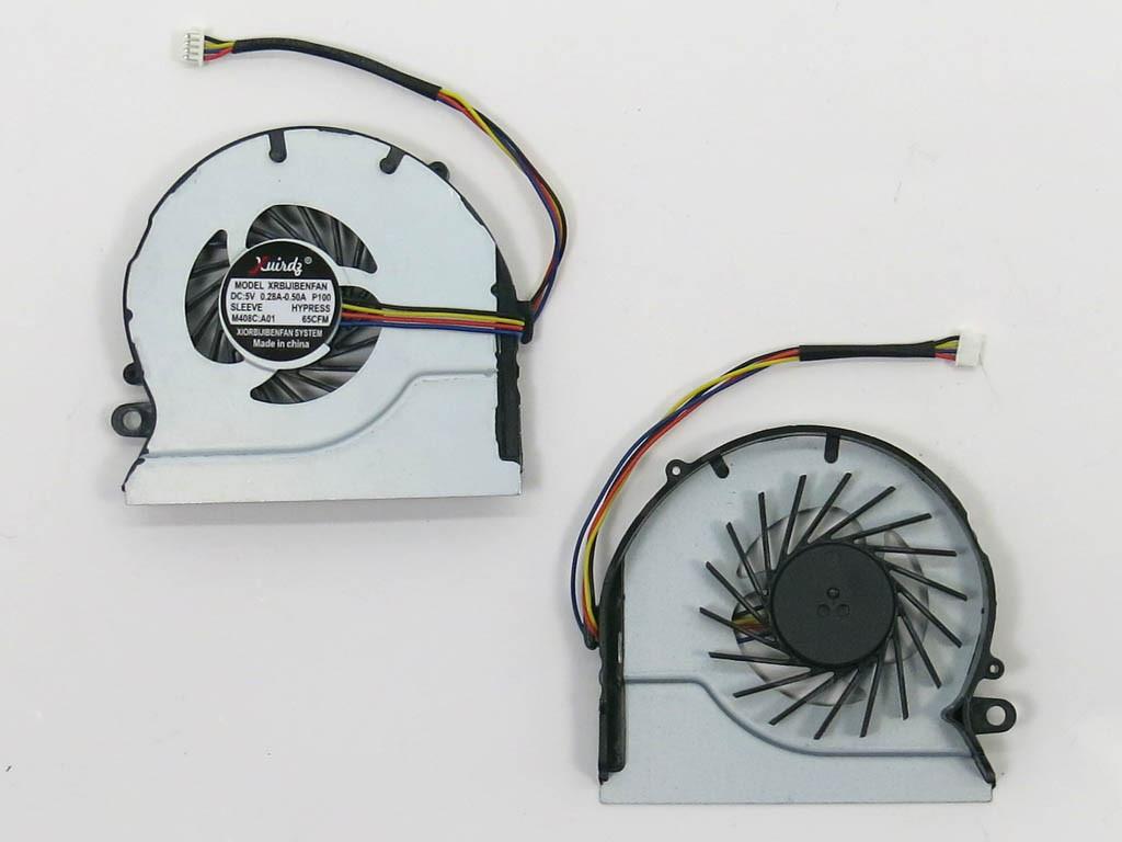 Вентилятор (кулер) для Lenovo IdeaPad Z480, Z485, Z580, Z585 (EG60070V1-C040-S99). OEM. 4PIN