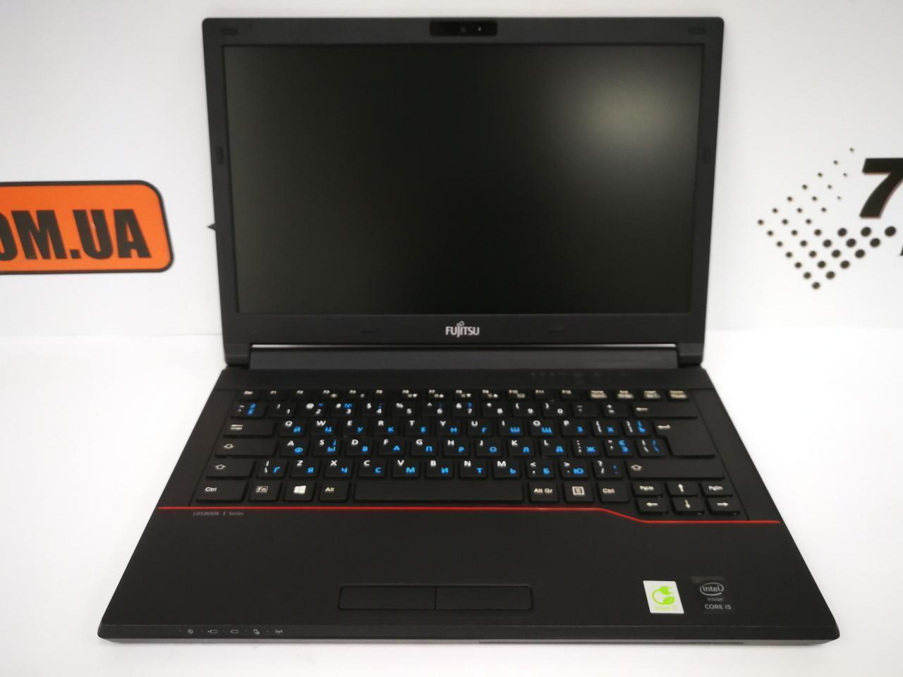 """Ноутбук Fujitsu LifeBook E544-E744, 14"""", Intel Core i5-4200M 3.1GHz, RAM 8ГБ, SSHD 500ГБ"""