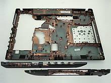 Корпус для ноутбука Lenovo G770, G775, G780 (Нижня кришка (корито)) з роз'ємом HDMI. Оригінальна нова