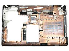 Корпус для ноутбука Lenovo ThinkPad E530, E535, E530C (Нижня кришка (корито) + Кріплення петель). Оригінальна