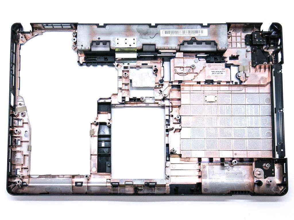 Корпус для ноутбука Lenovo ThinkPad E530, E535, E530C (Нижняя крышка (корыто)).