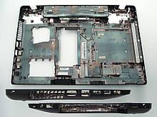 Корпус для ноутбука Lenovo Z580, Z585, Z580A, Z580AM, Z580AF (Нижня кришка (корито)) з роз'ємом HDMI.