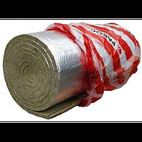 Высокотемпературная изоляция для бани  Paroc Hvac Lamella Mat AluCoat, фото 1