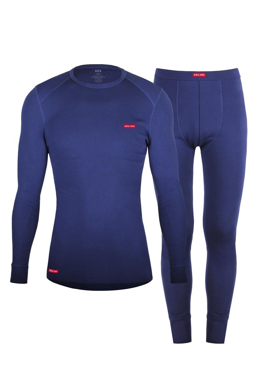 Термокомплект мужской Вискоза VORTEX Active Comfort Синий