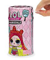 Кукла ЛОЛ Сюрприз с настоящими волосами Модное перевоплощение S5 W2 L.O.L. Surprise Hairgoals Makeover 557067