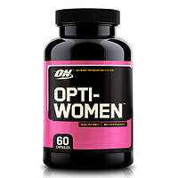 Витамины для женщин Optimum Nutrition Opti-Women (60 капс)