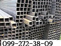 Труба профильная бесшовная 60х40х4,  ( сталь 20 , сталь 09Г2С)