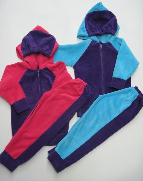 Детский костюм Непоседа. Флис. Размер 86 - 110 см