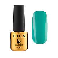 Гель-лак FOX Feel The Tropics Collection № 514, 6 мл