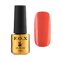Гель-лак FOX Feel The Tropics Collection № 519, 6 мл