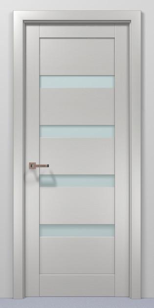 Двери Папа Карло Optima 02 клен белый 2000х810х40мм