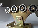 Комплект фурнітури для відкатних воріт «Rolling Hi-Tech» до 800кг, фото 2
