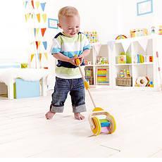 Дитячі іграшки-каталки