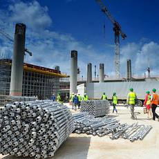 Строительство и реконструкционные услуги промышленных зданий и сооружений, общее