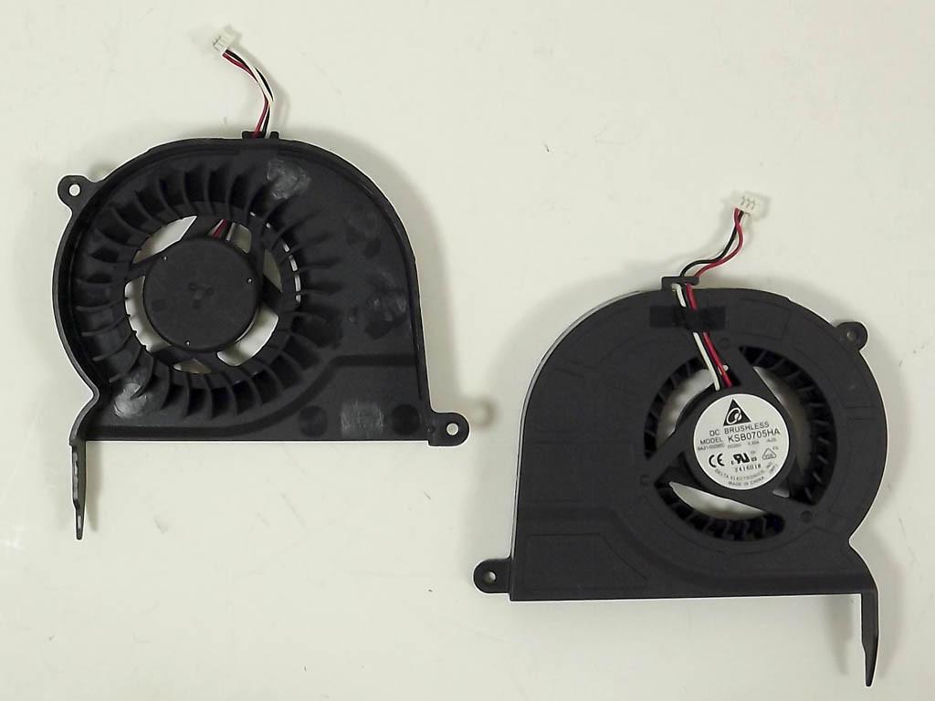 Вентилятор (кулер) для Samsung RV409, RV411, RV415, RV420, RV509, RV511, RV515, RV520, RV709, RV711, RV718,