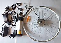 "Электронабор Li-io10,4Ah для велосипеда VEGA компьютер, двигатель, обод, контроллер 350W/36V 26""/28"""