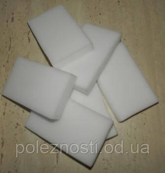 Меламиновая губка плотная, 2 см
