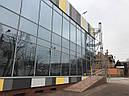 Фасадне скління торгових і офісних приміщень під ключ, фото 2