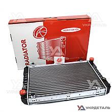 Радиатор охлаждения ГАЗ-2217, 2705, 3302 ГАЗель 3-х рядный   (AURORA) Польша