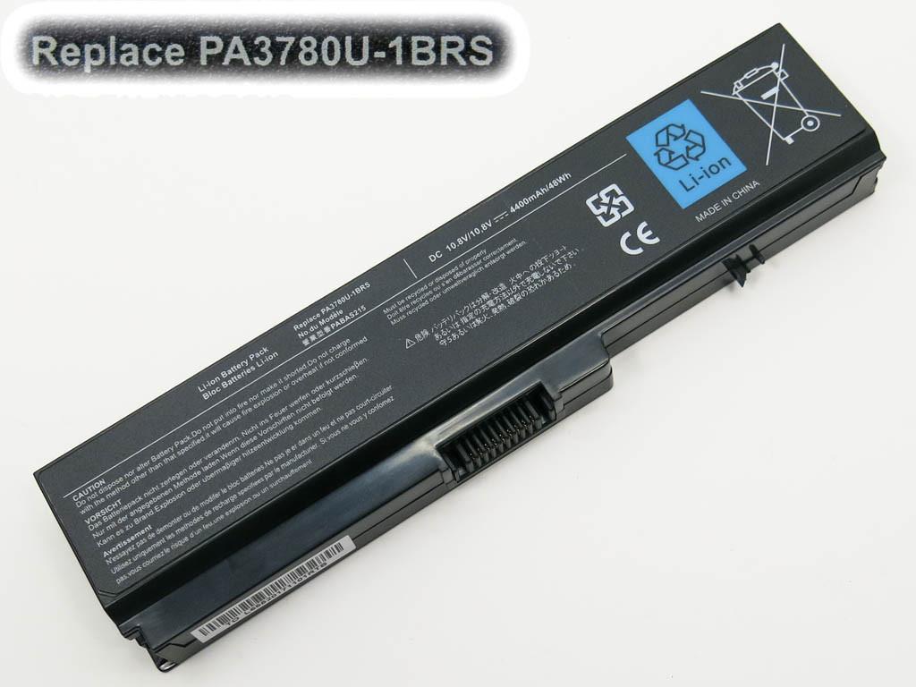Батарея для ноутбука Toshiba Satellite L655, L670, L700, T115, T135, T111, U505, U400, U500, M500 (PA3780U)