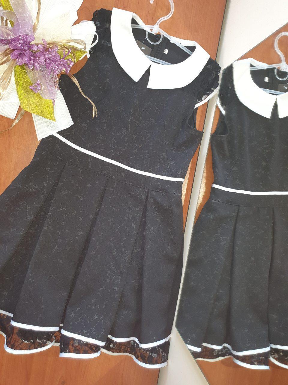 Сарафан школьный для девочек размер 146-152