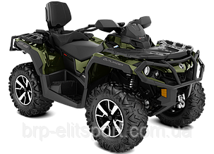 Outlander MAX LTD 1000R Boreal Green