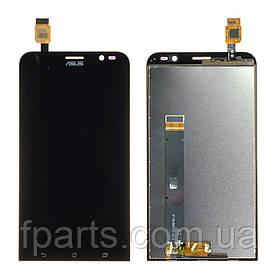 Дисплей для Asus ZenFone Go (ZB551KL, X013D) с тачскрином, Black