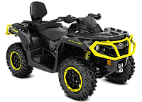 Outlander MAX XT-P 1000R Carbon Black & Sunburst Yellow, фото 1