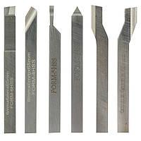 Набор резцов Proxxon 6x6x60 мм, 6 шт. (24524)