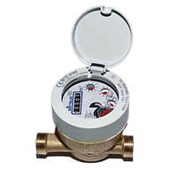 Счётчик одноструйный высокоточный (полумокроход) для холодной воды 820 Q3 2,5 -Sensus Ду15