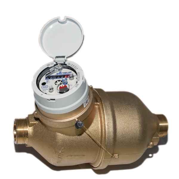 Счётчик обьёмный (сухоход) для холодной воды 620 Q3 4 R160 - Sensus Ду20