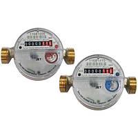 Счётчик одноструйный (квартирный) для холодной воды ResidiaJet Q3 2,5 - Sensus Ду15