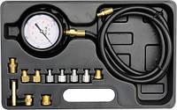 Тестер для измерения давления масла с адаптерами YATO YT-73030 (Польша)