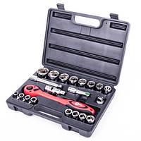 ✅ Профессиональный набор инструментов 21 ед. INTERTOOL ET-6021
