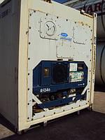 Рефрижераторный контейнер 40 футов 1999 г.в.