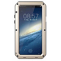 Чехол Lunatik Taktik Extreme для iPhone 7 8 Gold IGLTE8G1, КОД: 333113